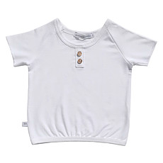 Achat Haut bébé Tee-Shirt - Blanc