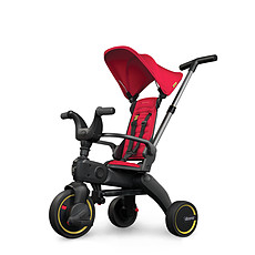 Achat Trotteur & Porteur Tricycle Evolutif Compact Liki Trike - Rouge