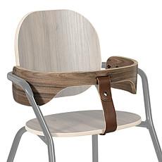 Achat Chaise haute Ceinture et Harnais pour Chaise Haute Tibu - Noyer