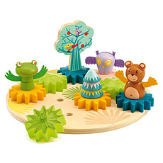 Achat Mes premiers jouets Jeu d'engrenage Woody Twist