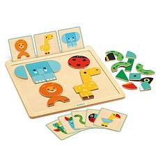 Achat Mes premiers jouets Jeu d'Assemblage Geobasic