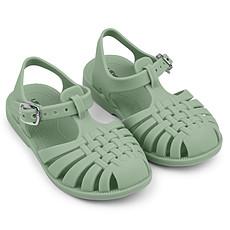 Achat Chaussons & Chaussures Sandales de Plage Sindy Menthe - 25
