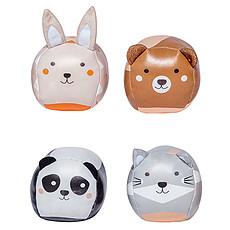 Achat Mes premiers jouets Set de 4 Balles Doudou - Les Dooballs
