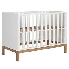 Achat Lit bébé Lit Bébé Hip White - 60 x 120 cm