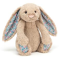 Achat Peluche Blossom Beige Bunny - Medium