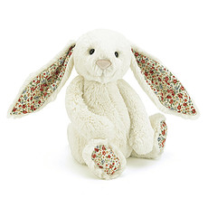 Achat Peluche Blossom Cream Bunny - Medium