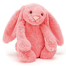 Achat Peluche Bashful Coral Bunny - Medium
