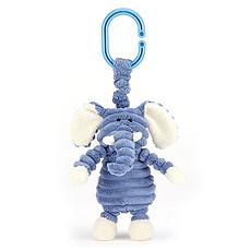Achat Accessoires poussette Jouet de Poussette Cordy Roy Baby Elephant Jitter