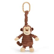 Achat Accessoires poussette Jouet de Poussette Cordy Roy Baby Monkey Jitter