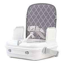 Achat Chaise haute Rehausseur Portable YummiGo 2 - Gris