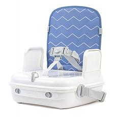 Achat Chaise haute Rehausseur Portable YummiGo 2 - Bleu
