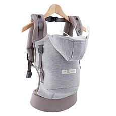 Achat Porte bébé Hoodie Carrier et Booster Pack - Gris Athlétique