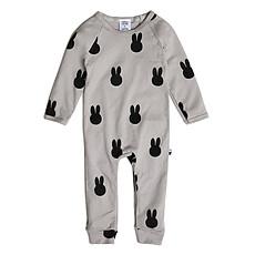 Achat Body & Pyjama Pyjama Sans Pied Miffy Gris - 6/12 Mois