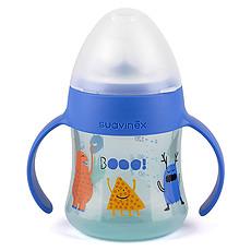 Achat Biberon Biberon First Anti-fuites Bleu - 150 ml
