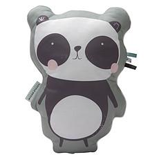 Achat Coussin Coussin Aventure Panda - Menthe