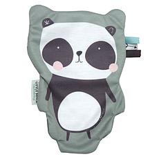 Achat Doudou Doudou Crinkle Panda Aventure - Menthe