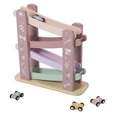 Achat Mes premiers jouets Circuit en Bois Aventure - Rose