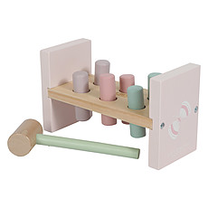 Achat Mes premiers jouets Établi en Bois Aventure Rose