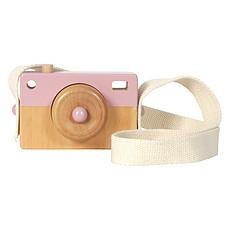 Achat Mes premiers jouets Appareil Photo en Bois Rose