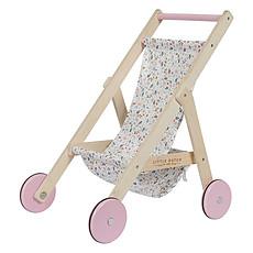 Achat Mes premiers jouets Poussette en Bois pour Poupée