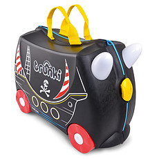 Achat Bagagerie enfant Valise Ride-on - Pirate Pedro