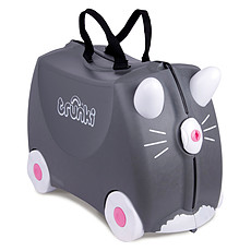 Achat Bagagerie enfant Valise Ride-on - Chat Benny