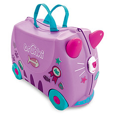 Achat Bagagerie enfant Valise Ride-on - Chat Cassie