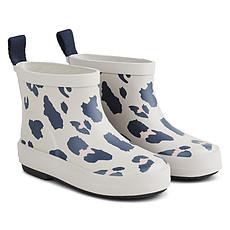 Achat Chaussons & Chaussures Bottes de Pluie Tobi Leo Beige Beauty - 25