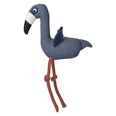 Achat Peluche Peluche Dextor Flamingo Bleu