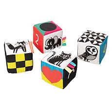 Achat Mes premiers jouets 4 Cubes de Jeux