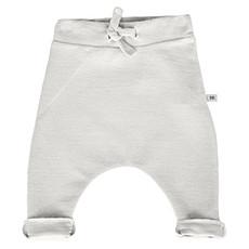 Achat Bas bébé Jogging Blanc - 3 Mois