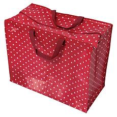 Achat Rangement jouet Sac de Rangement Jumbo - Retro Spot Rouge