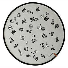 Achat Décoration Tapis Alphabet - Ø 120 cm