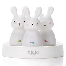 Achat Veilleuse Veilleuses Trio de Lapins Léo, Leni et Lila