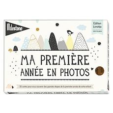 Achat Livre & Carte Cartes Ma Première Année en Photos - Over the Moon