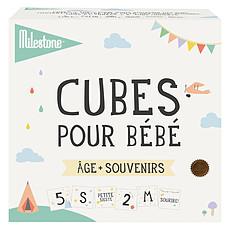 Achat Anniversaire & Fête Cubes Premiers Moments