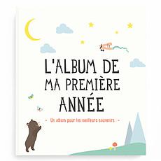 Achat Album naissance L'Album de ma Première Année