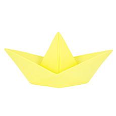 Achat Lampe à poser Lampe Origami Boat - Jaune