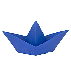 Achat Lampe à poser Lampe Origami Boat - Bleu Marine