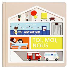 Achat Livre & Carte Toi, Moi, Nous