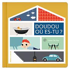 Achat Livre & Carte Doudou où est-tu ?