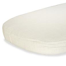 Achat Linge de lit Drap Housse Kumi Papuche Milk - 45 x 68 cm