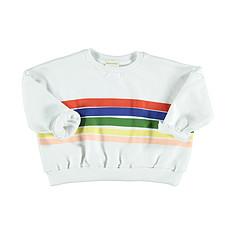 Achat Hauts bébé Sweatshirt - Arc-en-Ciel