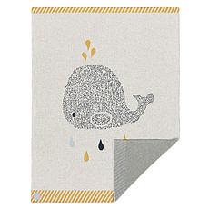 Achat Linge de lit Couverture Little Water Baleine