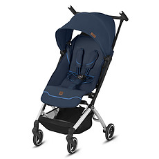 Achat Poussette canne Poussette Compacte Pockit+ All-City Fashion Edition - Night Blue