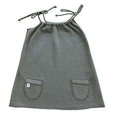 Achat Robe & combinaison Robe à Fines Bretelles Verte - 9/12 Mois