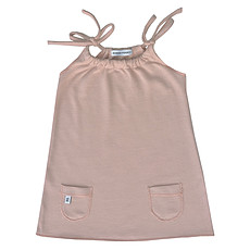Achat Robe & combinaison Robe à Fines Bretelles Rose - 6 Mois