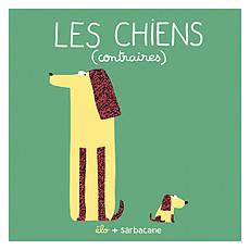 Achat Livre & Carte Les Chiens - Contraires