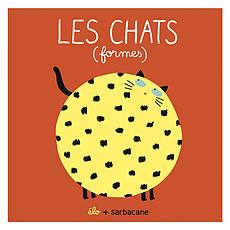 Achat Livre & Carte Les Chats - Formes