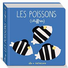 Achat Livre & Carte Les Poissons - Chiffres